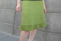 Knitted Skirts