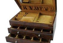 Mücevher Sandıkları / Ahşap mücevher sandıkları , mücevher kutusu, takı kutusu, altın kutusu, pırlanta kutusu
