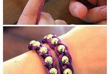 armbanden kettingen ringen DIY