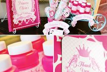 Gianna's 3rd birthday ideas / by Lilly Meister
