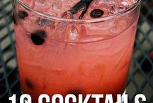 Spring Cocktails!