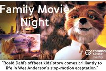 Family Movie Night / Need some fresh ideas for your next family movie night? Our editors help you choose the best movies for kids -- movies the whole family will love. / by Common Sense Media