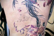 Tattoo Chun Li