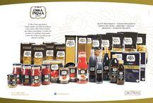 Obra Prima Gourmet / A Obra Prima Importadora, visando ampliar sua linha de produtos, criou a marca Obra Prima Gourmet, que traduz exclusividade e requinte em produtos de qualidade selecionados a partir dos melhores produtores de alimentos da Itália.