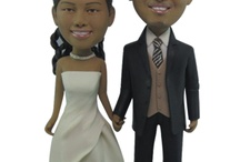 Custom Wedding Cake Toppers / by Help biscuit