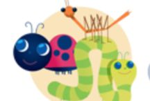 Bugs and Crawly Things / Enjoy exploring bugs with these art, healthy snack, language and math activities. For a whole box filled with a whole month of curriculum materials and activity ideas, order the Mother Goose Time Bugs and Crawly Thing curriculum at http://www.mothergoosetime.com/curriculum/themeDetail.php?id=101