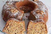 havuçlu pamuk kek