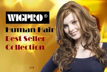 Wig Pro   Human Hair Wigs Best Seller Collection / Human hair collected directly from a hair donor is Remy hair. It is also known as: cuticle hair, virgin Hair or cut Hair. Most hair sold in the hair industry is not remy hair, but rather bleaching or acid-baths have been used to strip the cuticles.