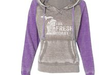 LIVNFRESH Mid Winter Sale / Free shipping on Fresh Coast Apparel, Hats and Decals.  They are flying off the shelves, get your before they are gone!