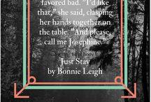 Author Bonnie Leigh