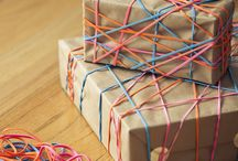 Crafting: Gifting Wrapping 101 /  Wrapping your gift is just as important as the gift!