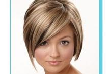 A line haircuts / by Helen Christiansen
