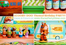 Tema Scooby-doo