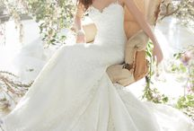 Tara Keely Spring 2014 Bridal Collection / Tara Keely Wedding gowns with a mix of Venise lace and Alencon lace. Modern ballgowns that will take your breathe away.