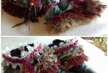 Boot Belts/Boot Jewelry/Boot cuffs