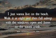 BEACH BLISS / It's better at the beach...