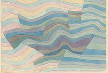 Watercolours Paul Klee