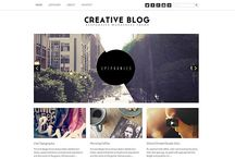 Wordpress Themes for Creatives