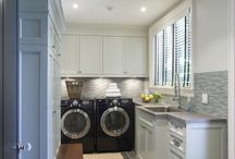 Laundry Rooms / by Linda Sandage