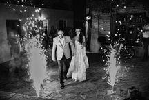 Wedding Reception Entrance / Fabulous wedding entrance ideas!