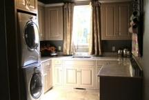 Laundry Room / by Ashley Andel