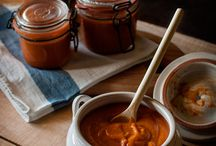 Salsas / Tomates asados