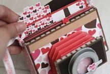 Paper Crafting ~ Mini Albums