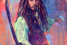 Art: Fabulous Man