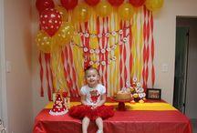 boy birthday party / by Taina Rodriguez