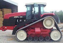 Raupen Traktoren