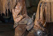 Western Style / Western cowboy