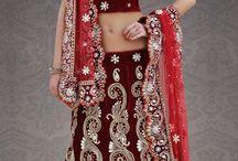 Brides Lehenga Choli