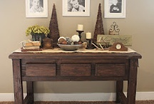 Home-styling / Interieur-ideetjes
