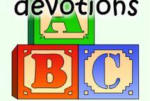 preschool devotions