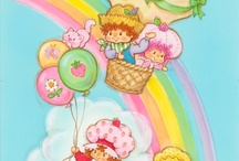 Strawberry Shortcake Vintage / by Laura Rios