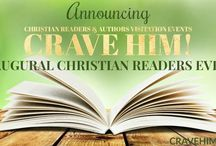 Christian Readers and Authors Events