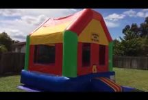 Bounce House Rental-Coral Springs FL. / fun bounce house