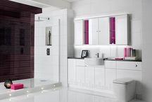 FIORE / Fiore range of bathroom furniture.