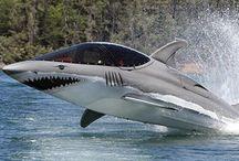 Seabreacher X Water Jet.