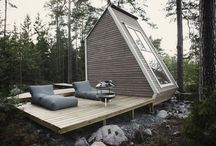 Cabins - Retreats - Shelters - Small Houses