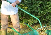 Gardening tools and equipment / This is full of products to make your life in the garden easier.