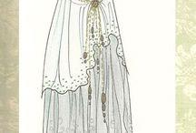 드레스 드로잉