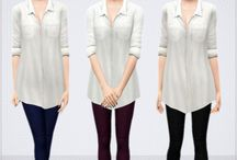 Sims 3 Female Fashion