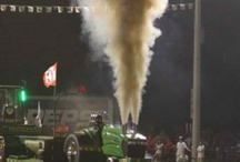 tractor/truck pulling / by Andrew Hall