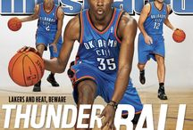 Sport Illustrated Cover Basketball