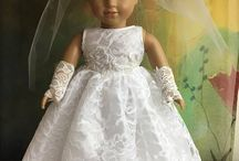 doll first communion outfit