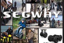 The Segway Blog / A blog about business, technology, being green and all things Segway.