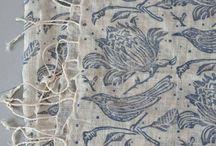 block print textile