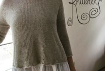 cocoknits / At Knitterly, we LOVE cocoknits! Such great patterns that fit our northern california lifestyle. Julie is the best!