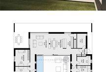 Floor Plan Kitchen Dining Lounge Bedroom Bath * Utilities Drying Yard